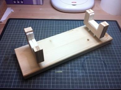 Modellmanufaktur linz land helling für flugzeugmodelle